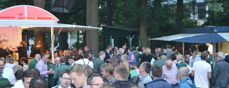 St. Hubertus Harsewinkel e.V. - Schützenfest Mai 2018